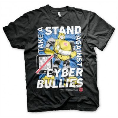 Transformers - Stand Against Bullies T-Shirt, Basic Tee