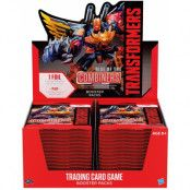 Transformers TCG - Rise of the Combiners Booster Pack 30-pack