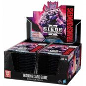 Transformers TCG - War for Cybertron Siege II Booster Pack 30-pack