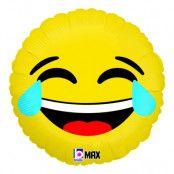 Folieballong Emoji LOL - 45 cm