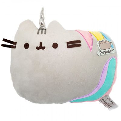 Pusheen-kuddar Pusheenicorn