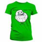 Forever Alone Dam T-Shirt