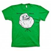 Forever Alone T-Shirt, Basic Tee