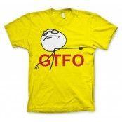 GTFO T-Shirt, Basic Tee