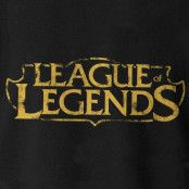 League of Legends Shield Crest Zip-up Hoodie