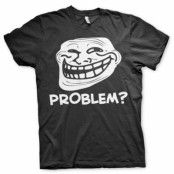 Trollface - Problem T-Shirt, Basic Tee