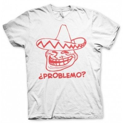 Trollface - ?Problemo? T-Shirt, Basic Tee