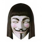 Pappmasker V For Vendetta