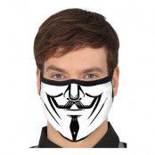 Munskydd V for Vendetta - One size
