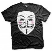 V For Vendetta T-shirt, Basic Tee