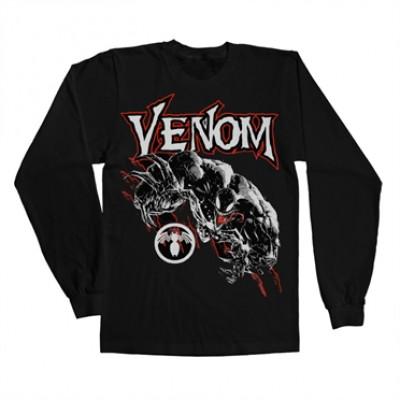 Venom Long Sleeve T-Shirt, Long Sleeve T-Shirt