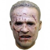 Licensierad Walking Dead Latexmask av Merle Walker
