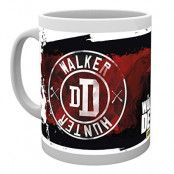The Walking Dead Walker Hunter Official Mug