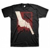 Walking Dead - Revolver T-Shirt, Basic Tee