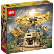 LEGO Super Heroes Wonder Woman vs Cheetah