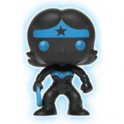 POP! Vinyl DC Comics - Wonder Woman Silhouette GITD Exclusive