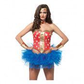 Wonder Woman Deluxe Tillbehörskit - Small