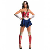 Wonder Woman Justice League Maskeraddräkt Medium