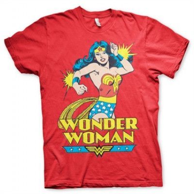Wonder Woman T-Shirt, Basic Tee