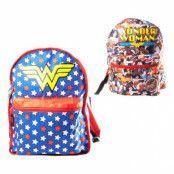 Wonder Woman Vändbar Ryggsäck