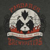 World Of Warcraft Mist Of Pandaria Brewmaster T-shirt