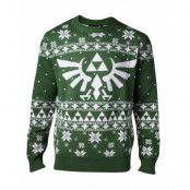 Jultröja Nintendo Zelda Hyrule, XL