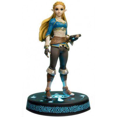 Legend of Zelda: Breath of the Wild - Zelda PVC Statue Collector's Edition