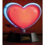 Legend of Zelda - Heart Container 3D Light