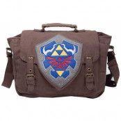 Legend of Zelda - Hylian Shield Messenger Bag