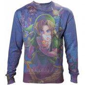 Legend Of Zelda - Sweater Link All Over