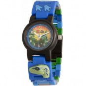 LEGO Jurassic World - Blue Minifigure Link Buildable Watch