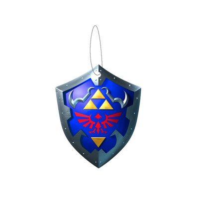 Nintendo Doftgran Zelda Hylian Shield
