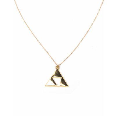 Nintendo Zelda Triforce Halsband