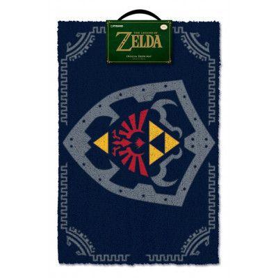 The Legend Of Zelda Dörrmatta Hylian Shield