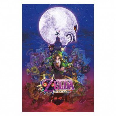 The Legend of Zelda, Maxi Poster - Majoras Mask