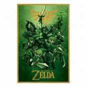The Legend of Zelda, Maxi Poster - Multiple Link