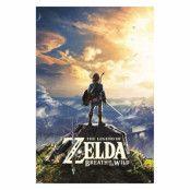 The Legend of Zelda, Maxi Poster - Solnedgång
