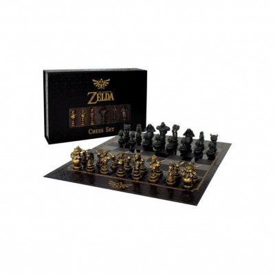 The Legend of Zelda, Schack