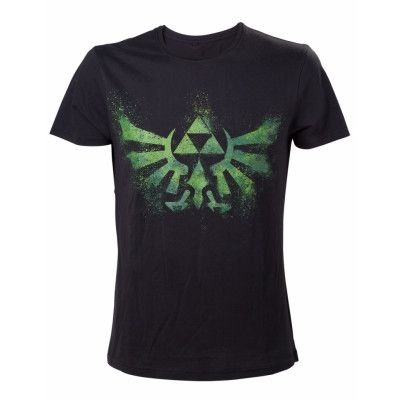 Zelda Green Logo T-shirt