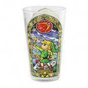 Zelda Link Glas