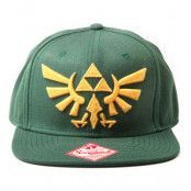 Zelda Logo Snapback Keps