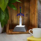 Zelda Master Sword Lampa