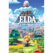 Zelda, Maxi Poster - Links Awakening