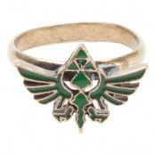 Zelda Triforce Ring - Medium