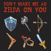 Zelda Weapons T-Shirt