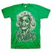 Happy Zombie Monroe T-Shirt, Basic Tee