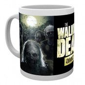 The Walking Dead Zombies Official Mug