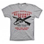 Zombie Apocalypse T-Shirt, Basic Tee