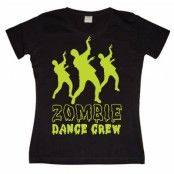 Zombie Dance Crew Girly T-shirt, Girly T-shirt