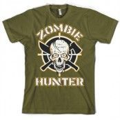 Zombie Hunter T-Shirt, Bas